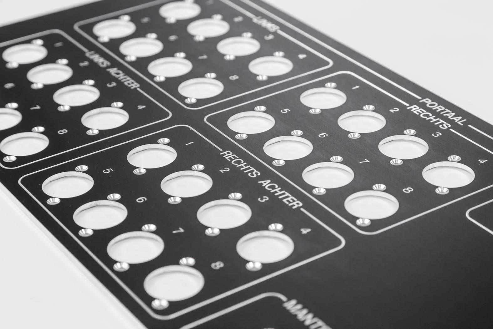 Gravutech Audiopaneel