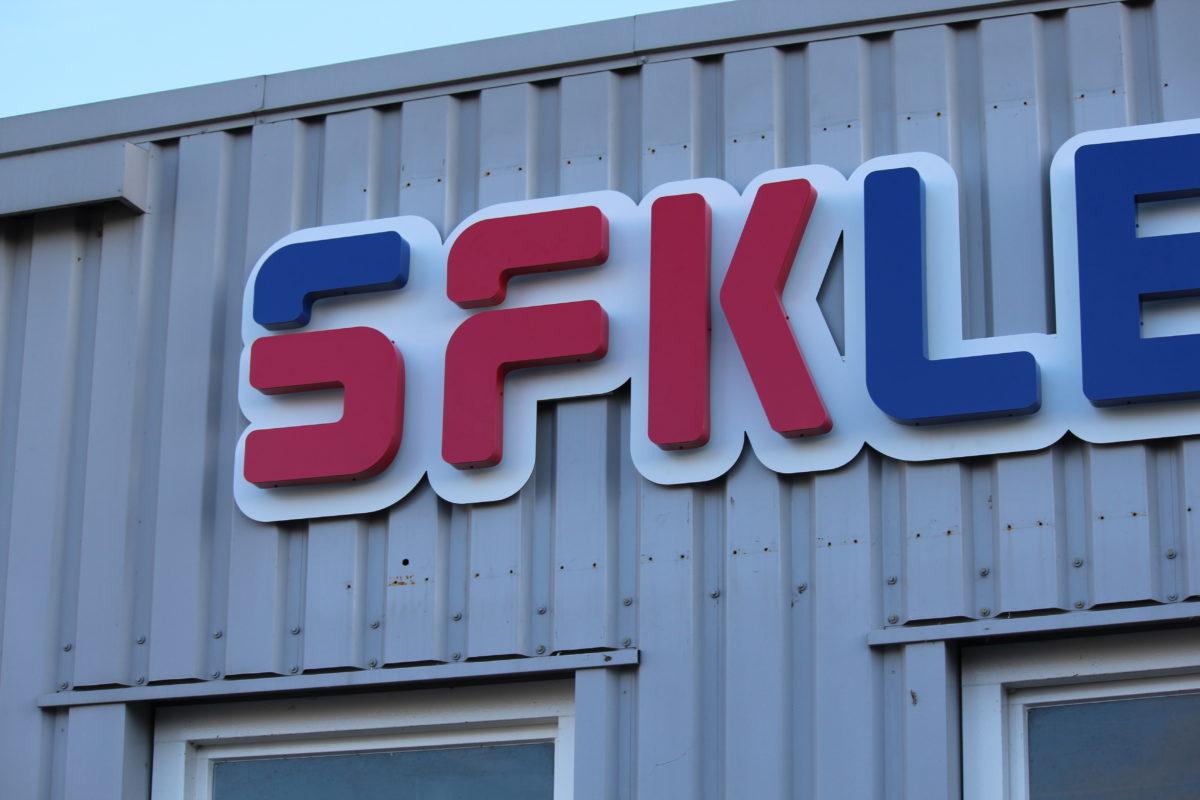 SFK Leblanc Lichtreclame