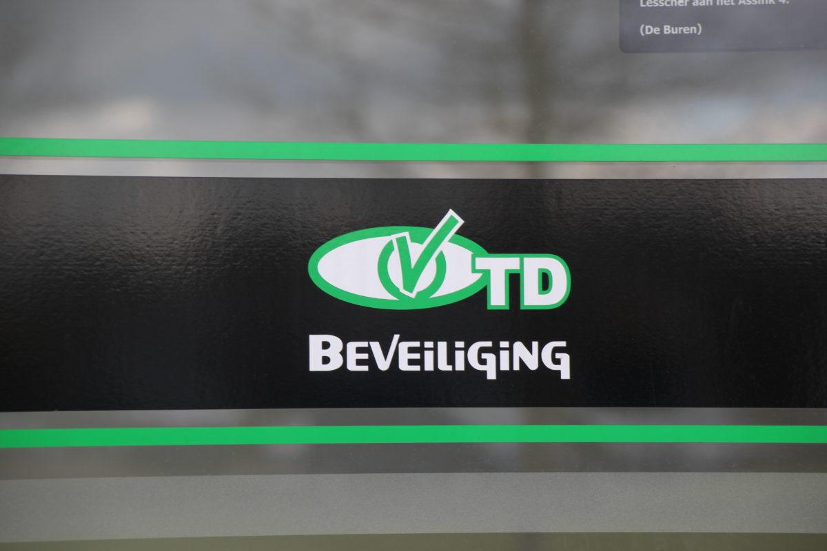 TD Beveiliging Raamdecoratie