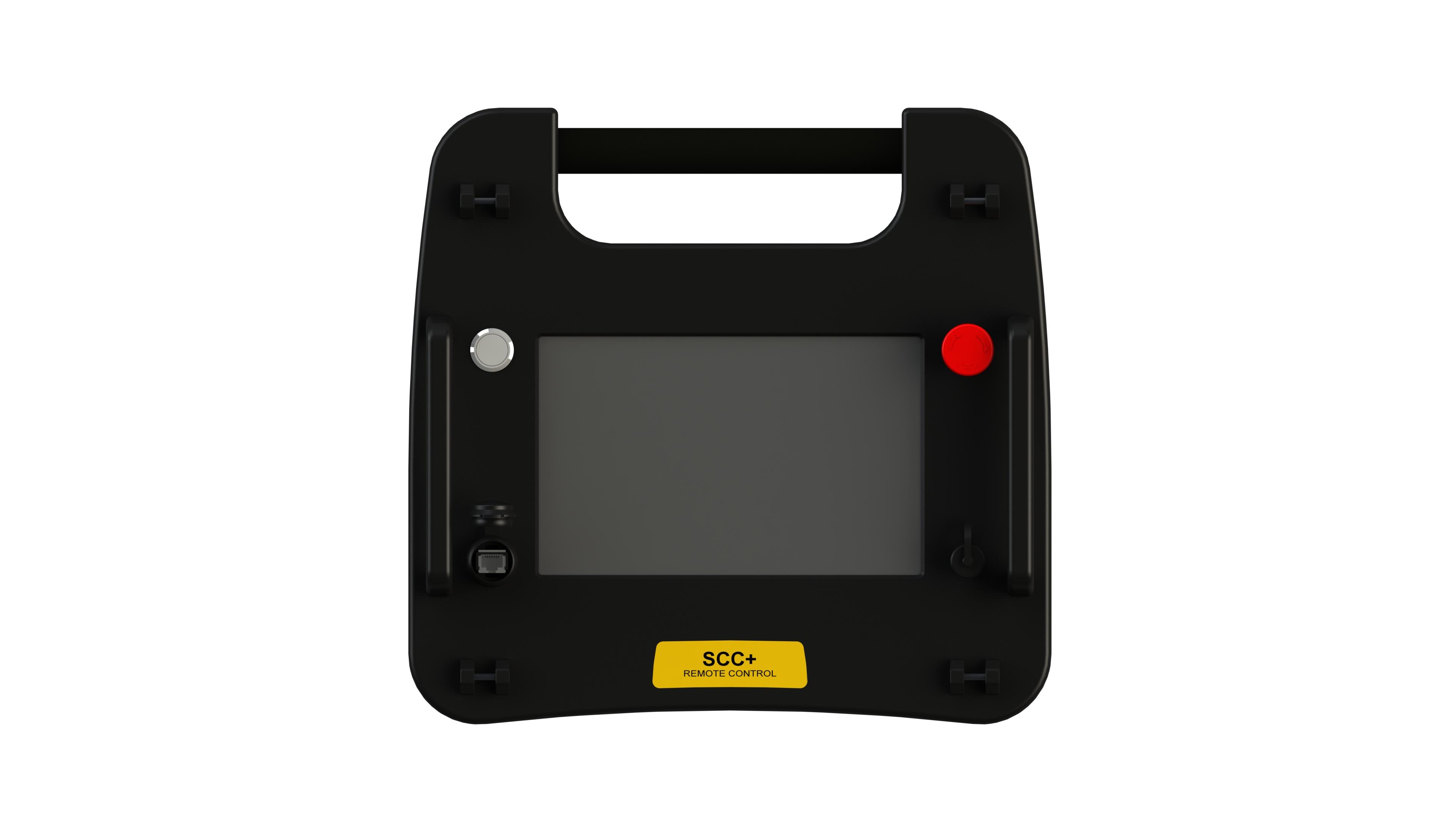 SCC+ front Remote control